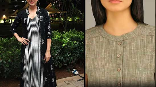 100 Latest Kurti Neck Designs Front Neck Design Tailoringinhindi