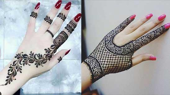 Bangle Mehendi Design