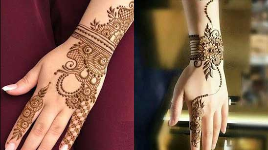 Bracelet Mehndi Design