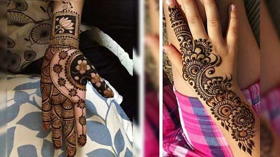 Easy Arabic Designs