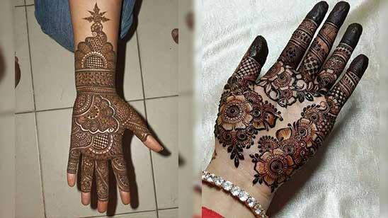 Easy Bridal Mehndi