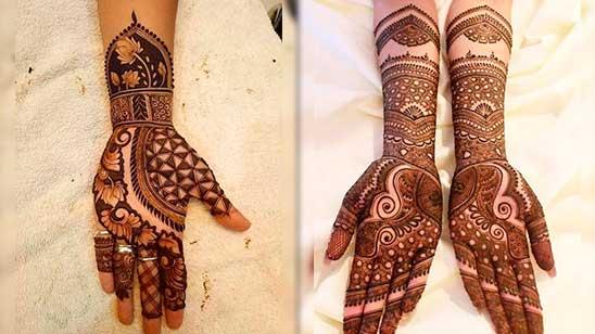 Easy Palm Henna