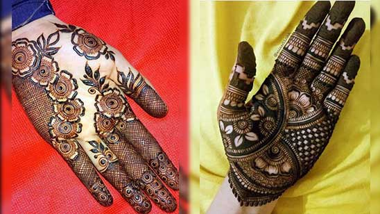 Mahendi Design for Hatheli