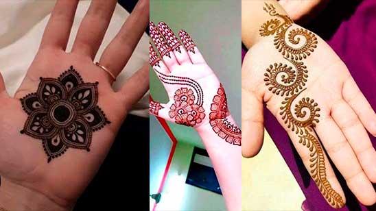 Mehandi Design Arabic Easy