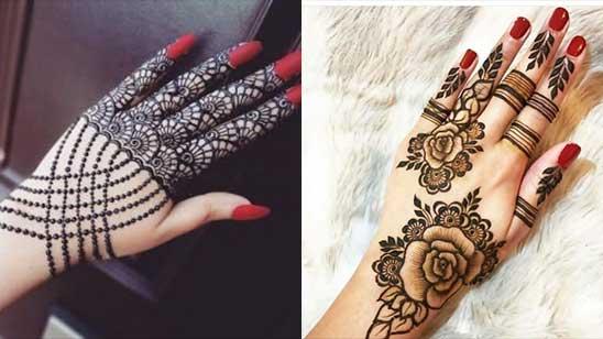 Simple Mehndi Design for Bangle