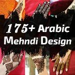 175+ Best Arabic Mehndi Design Images Photos