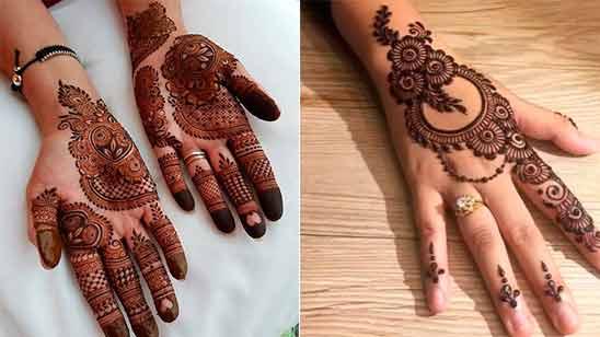 Arabian Mehndi Design New