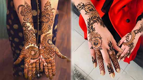 175 Best Arabic Mehndi Design Images Photos Tailoringinhindi