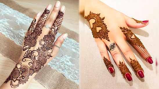 Easy Arabic Mehndi
