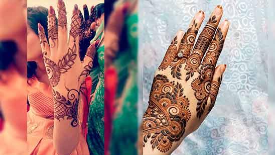 Mehndi Design Latest