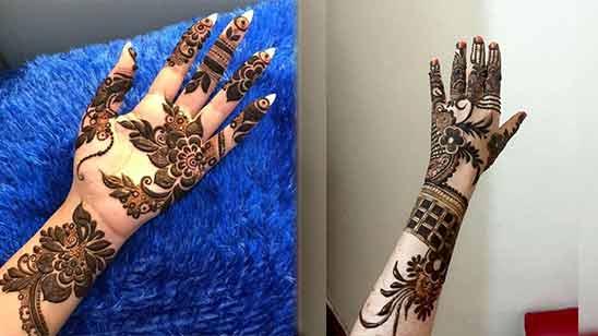 Mehndi Designs Arabic 2020 New Style