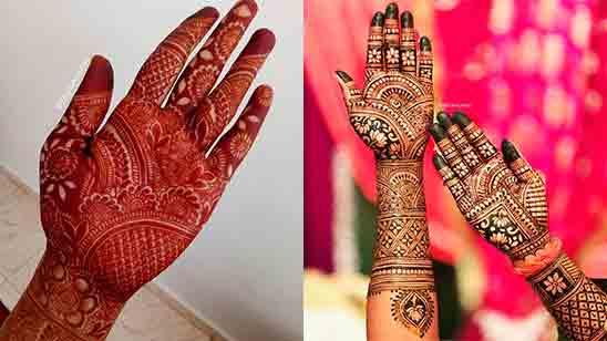 Bridal Mehndi Design 2020