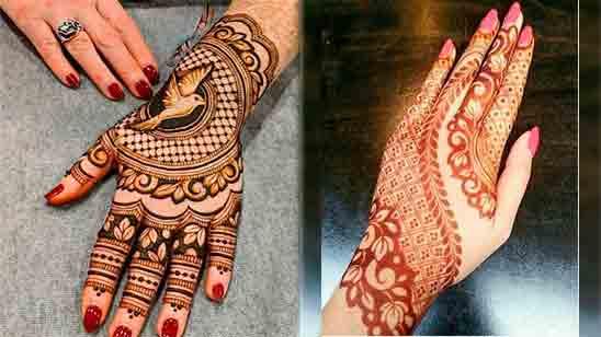 Bridal Mehndi Designs 2020