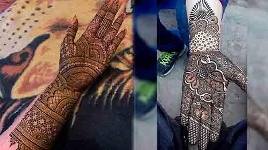 Full Hand Mehndi 2020