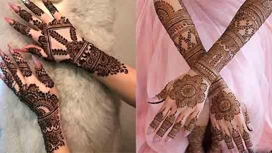 Mehndi Design 2020 Full Hand