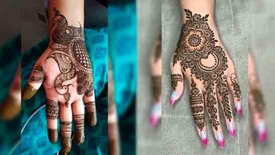Mehndi Designs 2020 New Style