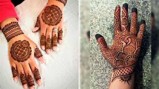 New Arabic Mehndi Designs Collection 2020