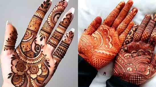 New Finger Mehndi Design 2020 Simple