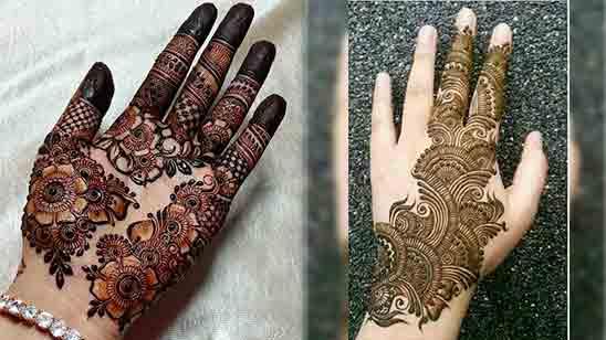 New Finger Mehndi Design Easy