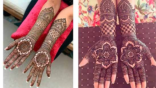 New Full Hand Mehndi Designs 2020