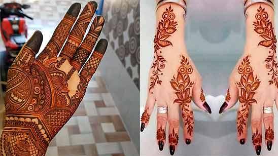 New Mehndi Design 2020 Finger
