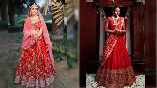 Bridal Lehenga Blouse Designs 2020