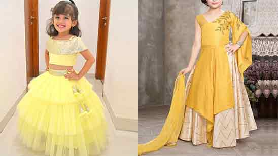 Lehenga Blouse Designs 2020 For Girl