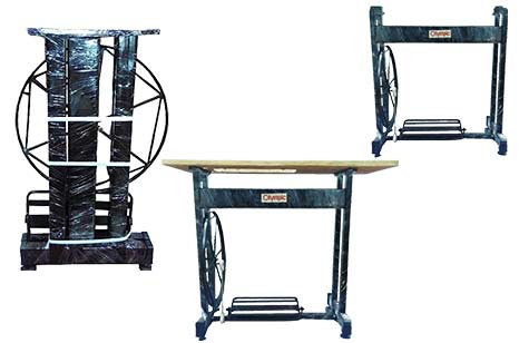 Olympic 1 House & Industrial Sewing Machine Table & Stand Set with Belt