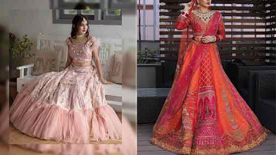 Wedding Lehenga Blouse Design