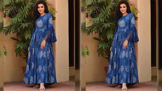Anarkali Floor Length Suits