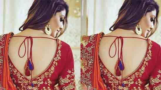 Bridal Blouse Designer