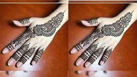 Bridal Mehndi Designs Full Hand