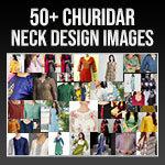 Churidar Neck Design Images