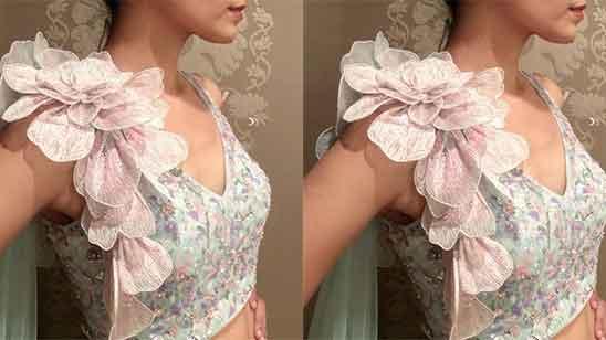 Fancy Blouse Sleeve Designs