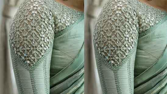 Half Sleeves Design