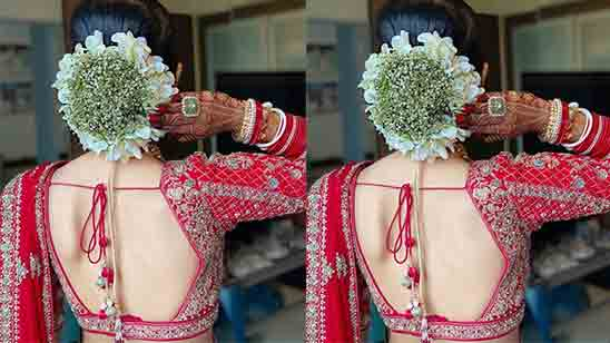 Marriage Blouse Design