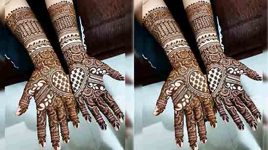 Mehndi Design New Bridal