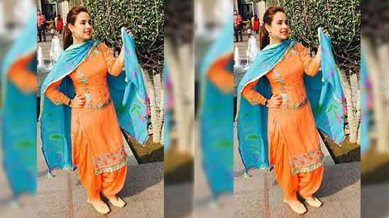 New Designing Salwar Suit