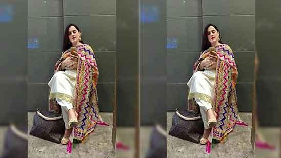 Punjabi Salwar Suit Image