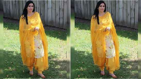 Salwar Suit New Design