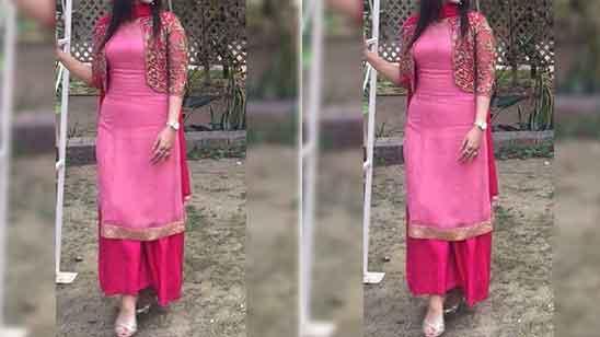 Salwar Suit for Part Wear