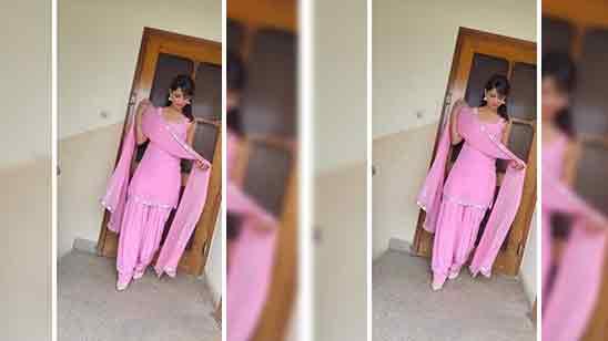 Suit with Patiala Salwar