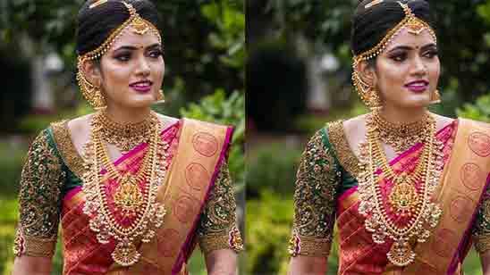 Wedding Blouse Designer