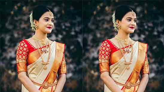 Wedding Marriage Back Side Blouse Designs Photos