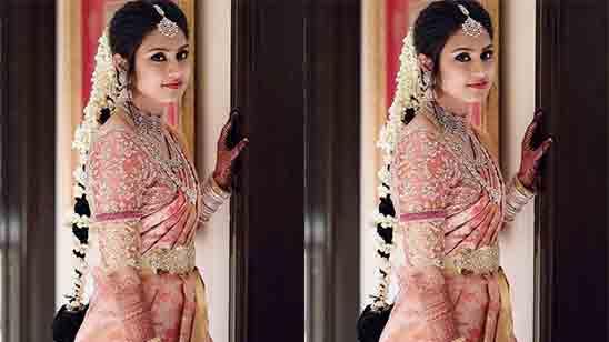 Wedding Marriage Blouse Designs