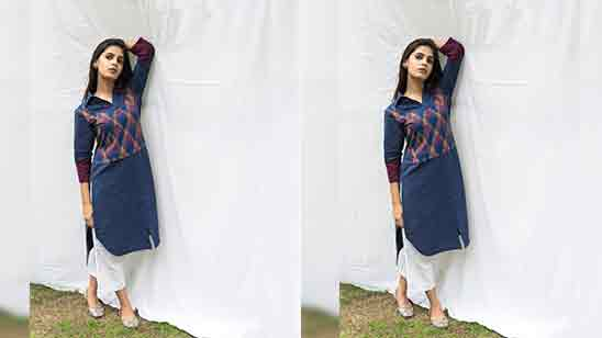 Back Neck Designs For Salwar Suit