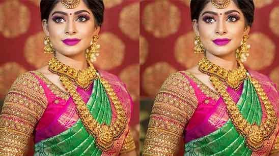 Bridal Aari Work Blouse Designs
