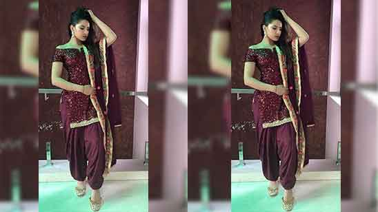 Designer Patiala Suit