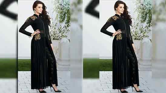 Designer Salwar Suit For Ladies