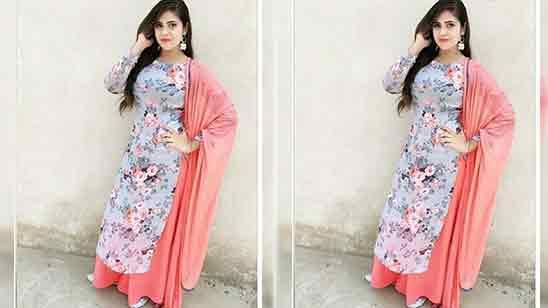 Designer Salwar Suits For Women